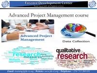 Advanced Project Management course