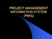 Project Information Management System for Development Organizations and NGOs