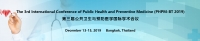 The 3rd International Conference of Public Health and Preventive Medicine (PHPM-BT 2019)