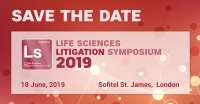 CDR Life Sciences Litigation Symposium 2019