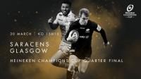 Saracens Vs Glasgow Warriors