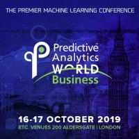Predictive Analytics World London 2019