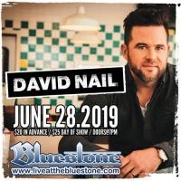 David Nail at The Bluestone