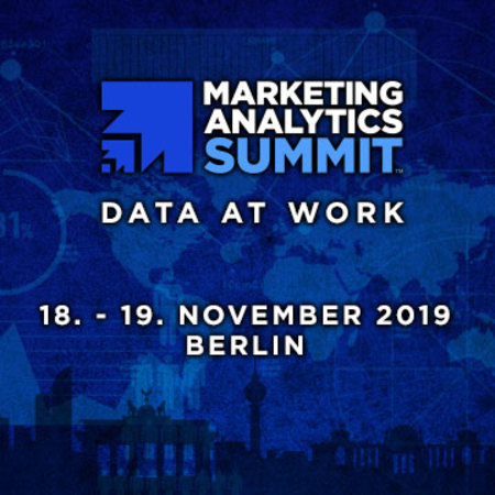 Marketing Analytics Summit Berlin 2019, Berlin, Germany
