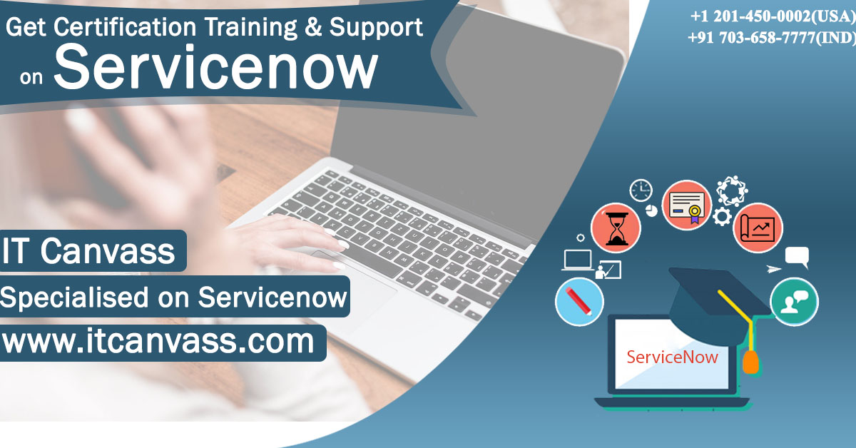 Servicenow Online Training FREE DEMO - IT Canvass, El Paso, Colorado, United States