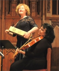 Anne Azema and Shira Kammen, Superstars of Medieval Music