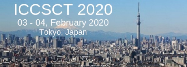 International Conference on Cyber Security and Connected Technologies 2020, Tokyo, Japan