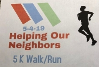 Helping Our Neighbors 5K Walk/Run
