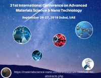 21st International Conference on  Advanced Materials Science & Nano Technology
