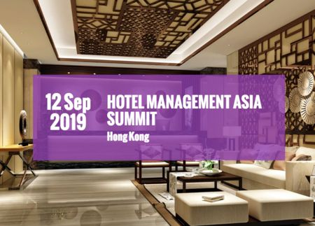 Hotel Management Asia Summit, Hong Kong, Hong Kong