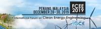 2019 International Forum on Clean Energy Engineering (FCEE 2019)