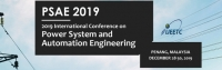 2019 International Conference on Power System and Automation Engineering (PSAE 2019)
