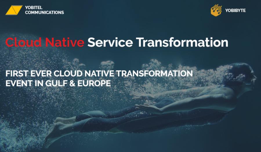 Cloud Native Service Transformation - Abu Dhabi 2019, Abu Dhabi, United Arab Emirates