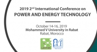 2019 2nd International Conference on Power and Energy Technology (ICPET 2019)