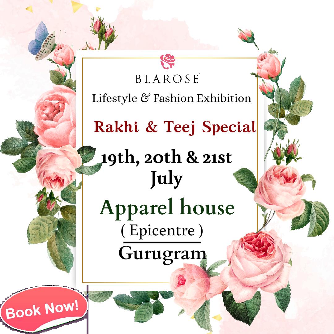 Blarose Rakhi & Teej Special, Gurgaon, Haryana, India