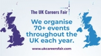 The UK Careers Fair in Leicester - 5th April