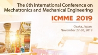 2019 The 6th International Conference on Mechatronics and Mechanical Engineering (ICMME 2019)