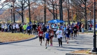 Sri Chinmoy Half-marathon Queens, New York 2019