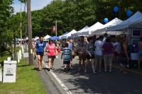 11th Annual SandwichFest street party