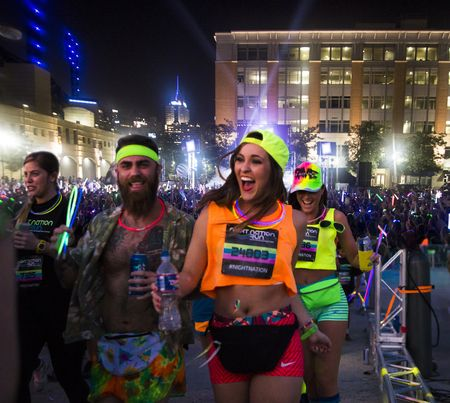 2019 Night Nation Run Tampa, Tampa, Florida, United States