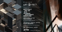 Art e Fect Presents Del-30, Iglesias, Jack Swift, Kreature on April 27, 2019