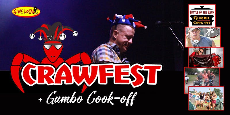 CRAWFEST NB - Crawfish Festival of New Braunfels and Gumbo Cook-off, Comal, Texas, United States