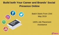 Build both Your Career and Brands' Social Presence Online