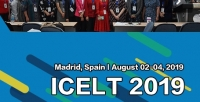 2019 5th International Conference on Education, Learning and Training (ICELT 2019)