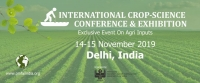 International Crop Science Conference & Exhibition (ICSCE)