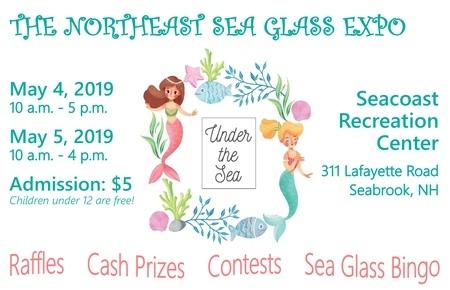 The Northeast Sea Glass Expo, Seabrook, New Hampshire, United States