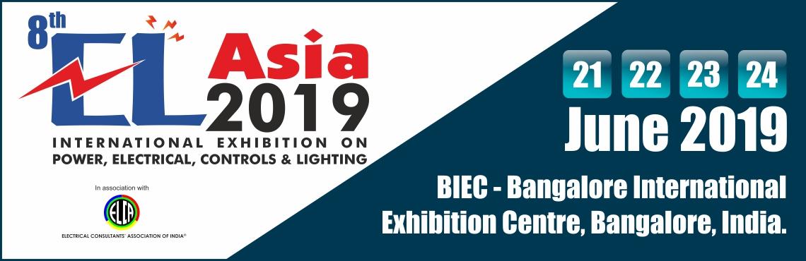 ELASIA-2019 EXHIBITION, Bangalore, Karnataka, India