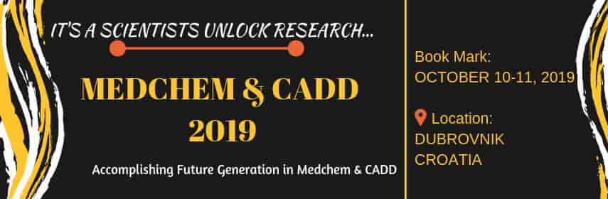 15th World Congress on Medicinal Chemistry & CADD, Dubrovnik, Dubrovacko-Neretvanska, Croatia
