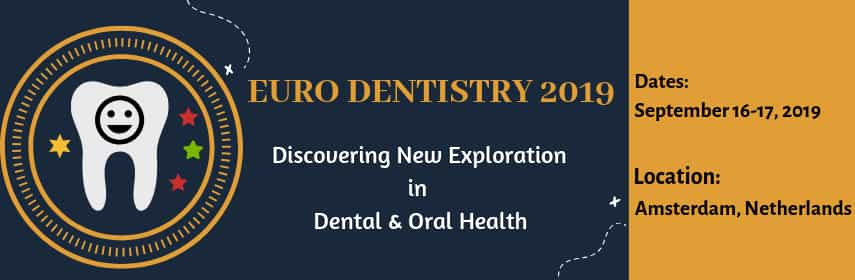28th Euro Dentistry Congress, Amsterdam, Netherlands
