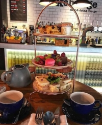 Easter Sunday Afternoon Tea