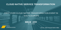 CLOUD NATIVE SERVICE TRANSFORMATION - BERLIN 2019