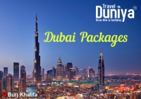 Dubai holiday packages from India - TravelDuniya