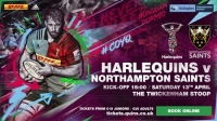 Harlequins vs Northampton Saints