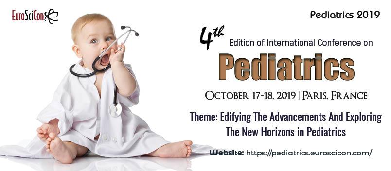 4 th Edition of International Conference on  Pediatrics, Paris, Ille-et-Vilaine, France
