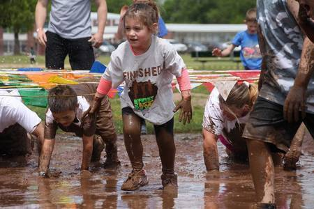 Your First Mud Run - Garret Mountain 2019, Woodland Park, New Jersey, United States