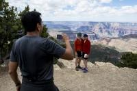 Grand Canyon Half Marathon, June 2019