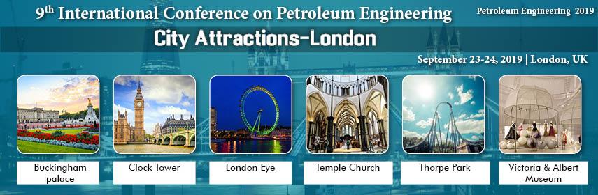 9th International Conference on Petroleum Engineering, London, United Kingdom