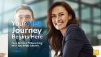 World's Largest MBA Tour is Coming to Calgary - Register for FREE
