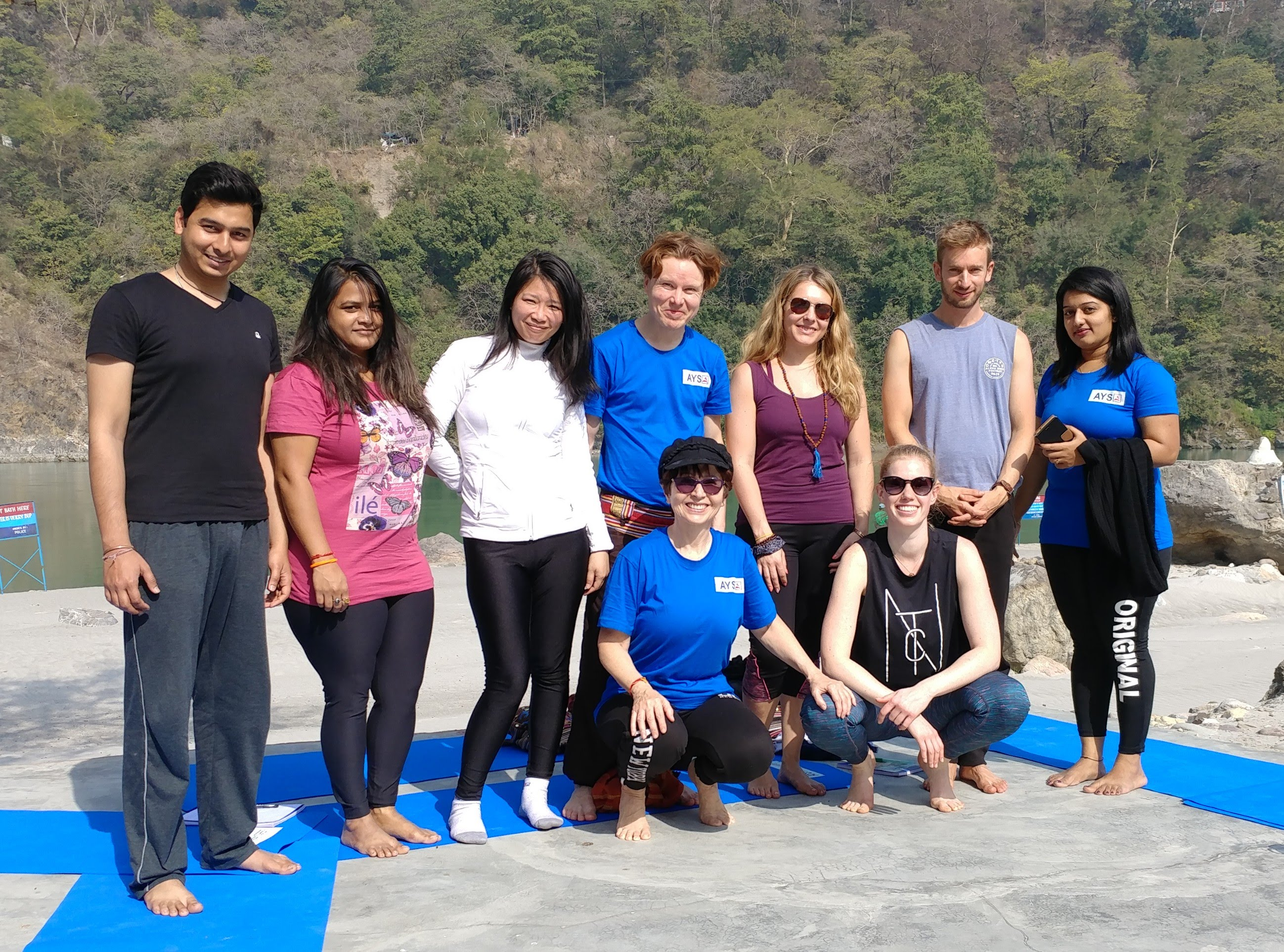 Yoga Scholarship in India, Pauri Garhwal, Uttarakhand, India