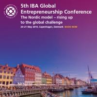 5th IBA Global Entrepreneurship Conference in København, Denmark - May 2019