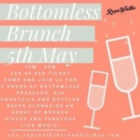 Bottomless May Day Bank Holiday Sunday Brunch