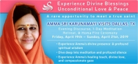Amma Sri Karunamayi Visits Dallas, TX -  Homa (Sacred Fire Ceremony) - Free