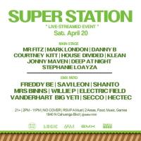 Super Station: 4/20