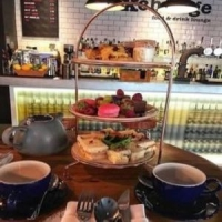 Father's Day Gentlemen's Afternoon Tea