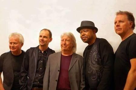 Blues Legends Larry Garner and Norman Beaker with The Norman Beaker Band, Havant, Hampshire, United Kingdom