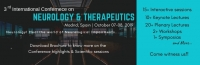 3rd World Congress on Neurology and Therapeutics